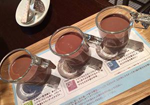 ヒャクパーセントチョコレートカフェ